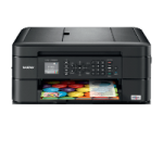 Brother MFC-J480DW driver download. Printer & scanner software.