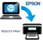 Epson Remote Print driver download. Print wirelessly from anywhere.