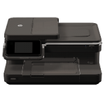 HP Photosmart 7510 driver download. Printer and scanner software.
