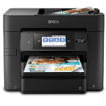 Epson WF-4740 driver download. Printer & scanner software