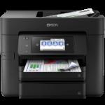 Epson WF-4740DTWF driver download. Printer & scanner software