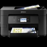 Epson WF-3725DWF driver download. Printer & scanner software