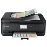 Canon TR7520 driver download. Printer and scanner software [PIXMA]