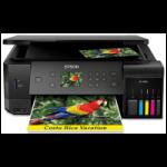 Epson ET-7700 driver download. Printer & scanner software