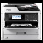 Epson WF-M5799 driver download. Printer & scanner software [WorkForce Pro]