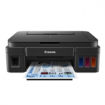 Canon G3501 driver download. Printer & scanner software [PIXMA]