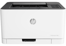 HP Color Laser 150a front view