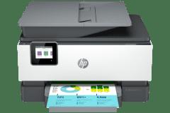 HP OfficeJet Pro 9015e Drucker, Grau.