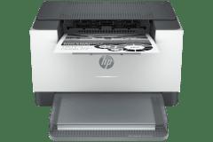HP Laserjet M209dwe Drucker, Grau