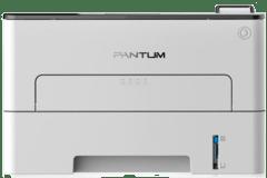 Pantum P3010DW Drucker, Weiß / Grau