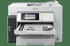 Imprimante Epson ET-M16680, blanc / noir.