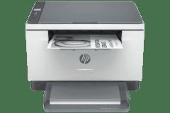 HP LaserJet M236dw printer, gray.