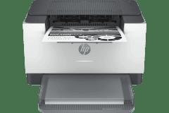 HP Laserjet M211dw printer, gray.