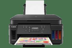 Canon G6018 printer, black