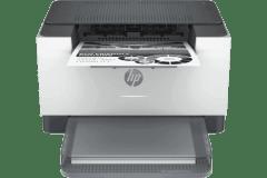 HP Laserjet M208dw printer, gray.