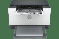 HP Laserjet M209dw printer, gray.
