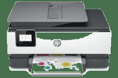 Imprimante HP OfficeJet 8015e, gris