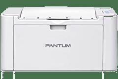 Pantum P2508W printer, white.