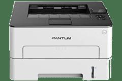 Pantum P3018DW Drucker, Weiß / Grau
