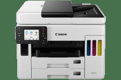 Canon MAXIFY GX7070 printer, white.