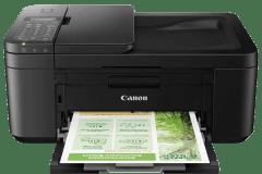 Canon TR4660 printer, black