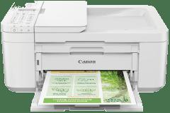 Canon TR4665 printer, white