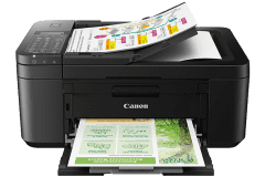 Canon TR4720 printer, black
