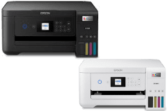 Epson EcoTank ET-2850 printer, black / white