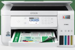 Epson EcoTank ET-3830 printer, white
