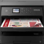 Epson Workforce WF-7310 printer, black