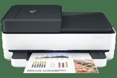 HP ENVY Pro 6472 printer, gray / white