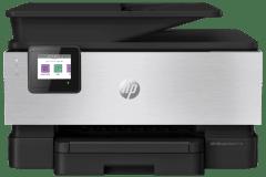 Imprimante HP OfficeJet Pro 9019e, Gris.