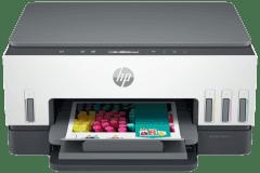 HP Smart Tank 675 printer, gray.