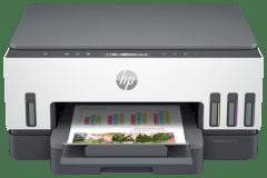 HP Smart Tank 720 printer, gray.